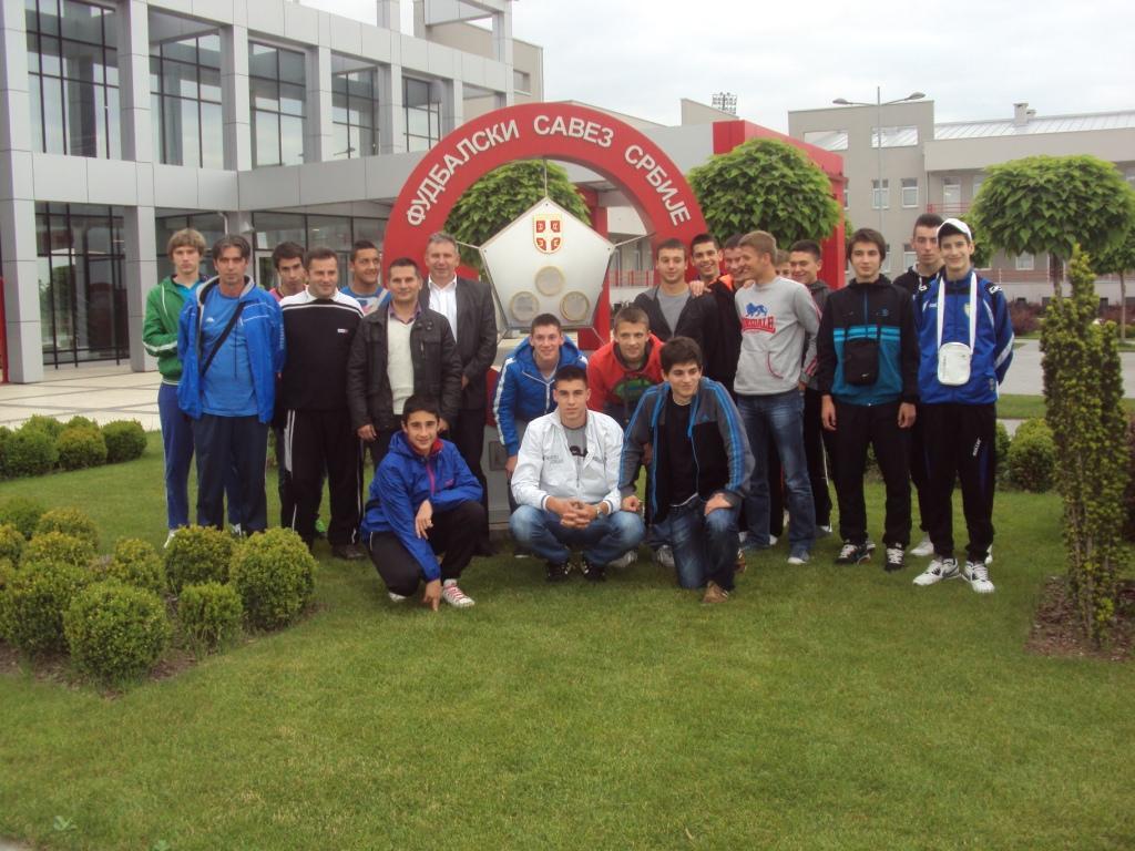 Koordinator Škole Fudbala