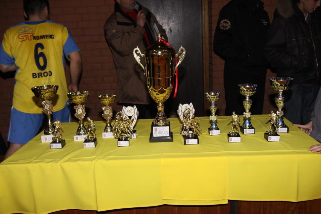 Liga Malog Fudbala 2010-2011 Veterani Brod