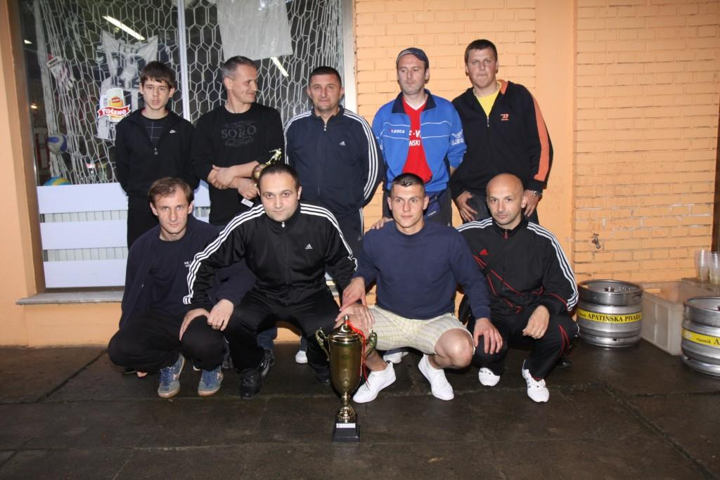 Liga Malog Fudbala 2010 Veterani Brod